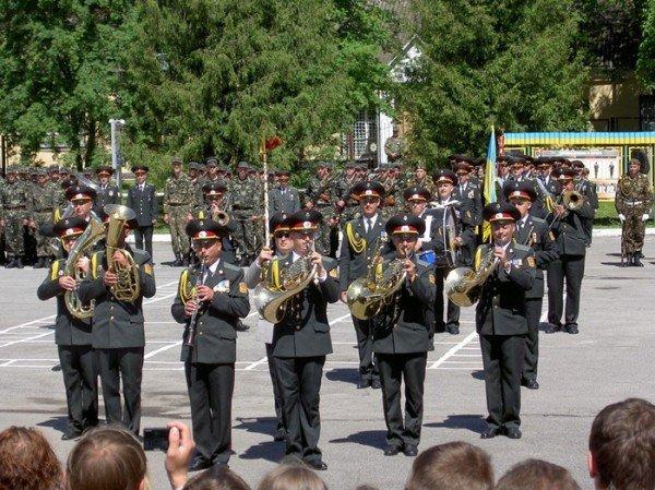 Тернопільський військовий оркестр буде грати джаз у Львові, фото-2