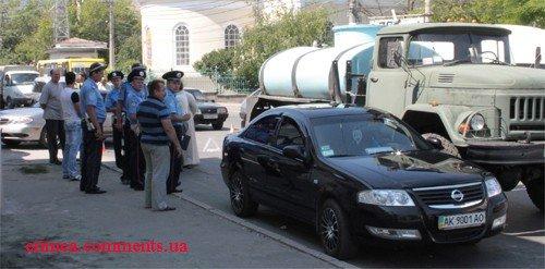 Митрополит Лазарь попал в ДТП (фото), фото-2
