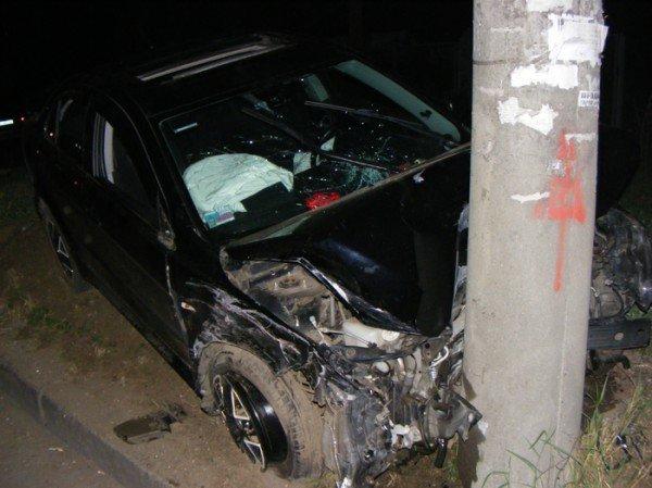 Пьяный николаевец умудрился одновременно угнать машину, угодить в ДТП и схлопотать срок, фото-1