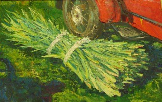 В Симферополе выставили картины, нарисованные на 25-метровой глубине (фото), фото-1