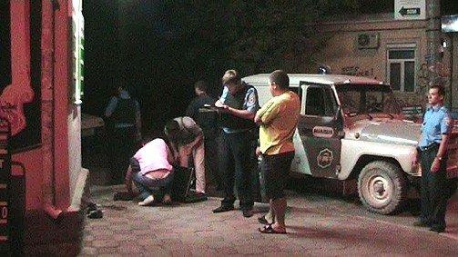 50-летний мужчина пытался ограбить обменник в Симферополе (фото), фото-1