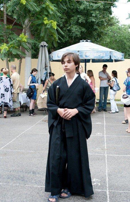 Запорожцы окунулось в японскую культуру, фото-2