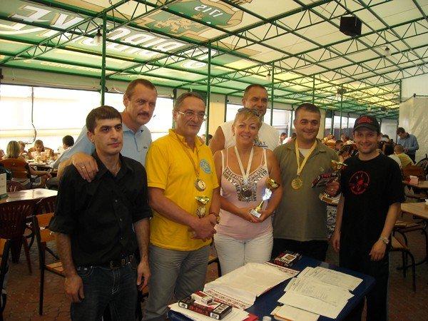 У Тернополі відбувся турнір з гри нарди, фото-1