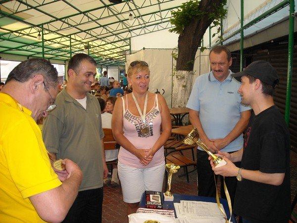 У Тернополі відбувся турнір з гри нарди, фото-3