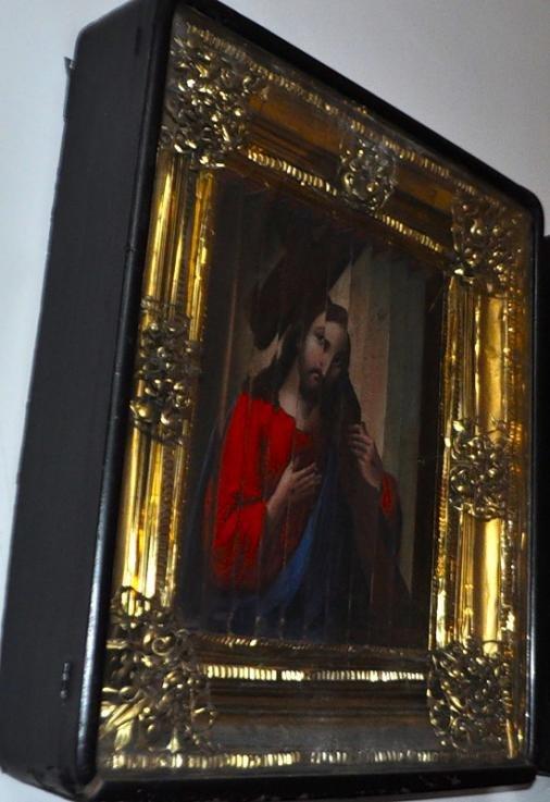 Трехмерная икона из Свято-Вознесенского храма произвела на актера Садальского неизгладимое впечатление (ФОТО), фото-1
