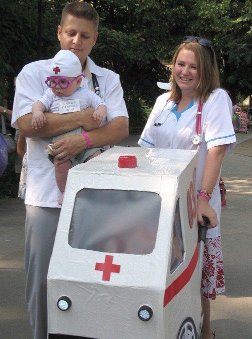 В Николаеве прошел парад детских колясок (ФОТО), фото-1