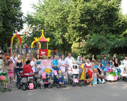 В Николаеве прошел парад детских колясок (ФОТО), фото-3