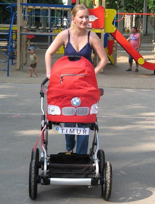 В Николаеве прошел парад детских колясок (ФОТО), фото-5