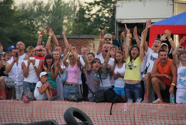 В Бердянске устроили гонки «боком» (ФОТО), фото-4