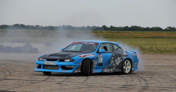 В Бердянске устроили гонки «боком» (ФОТО), фото-2