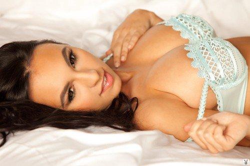 Пышногрудая феодосийка стала «Мисс Август» по версии Playboy (ФОТО), фото-3