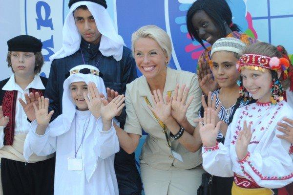 Дети из 55 стран собрались в «Артеке», чтобы изменить мир  к лучшему (ФОТО), фото-1