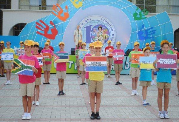 Дети из 55 стран собрались в «Артеке», чтобы изменить мир  к лучшему (ФОТО), фото-3
