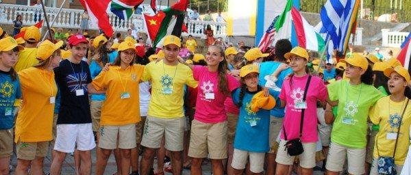 Дети из 55 стран собрались в «Артеке», чтобы изменить мир  к лучшему (ФОТО), фото-4