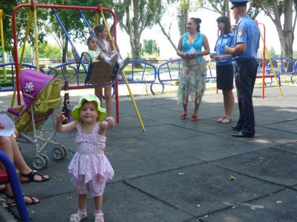 В Николаеве правоохранители провели акцию «Родители, берегите своих детей!» (ФОТО), фото-4