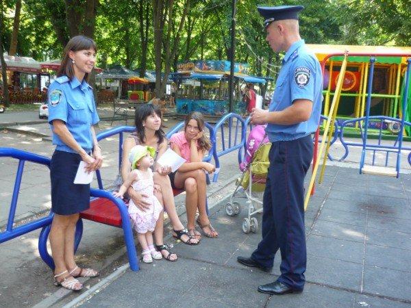 В Николаеве правоохранители провели акцию «Родители, берегите своих детей!» (ФОТО), фото-3