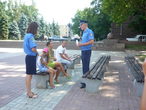 В Николаеве правоохранители провели акцию «Родители, берегите своих детей!» (ФОТО), фото-2