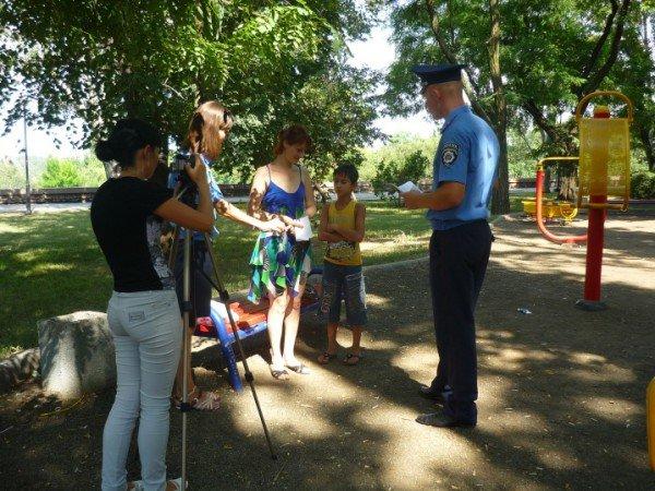 В Николаеве правоохранители провели акцию «Родители, берегите своих детей!» (ФОТО), фото-1