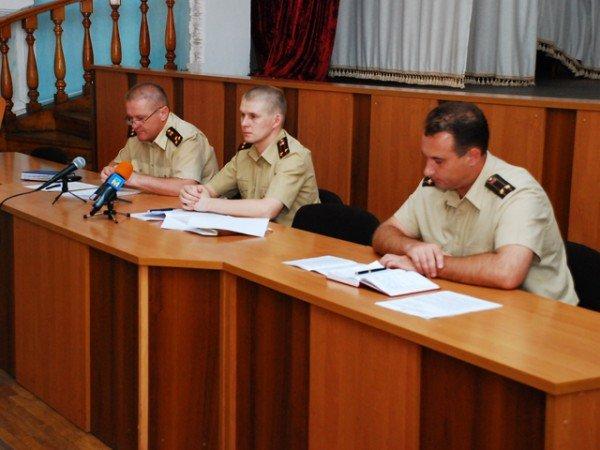 В Николаеве состоялось совещание штаба МЧС по вопросам пожароопасной ситуации в области (ФОТО), фото-2