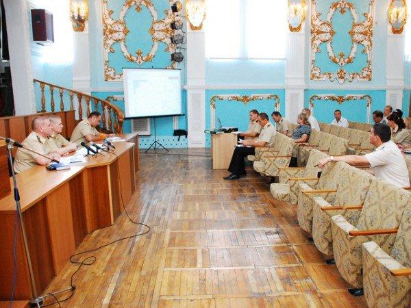 В Николаеве состоялось совещание штаба МЧС по вопросам пожароопасной ситуации в области (ФОТО), фото-3