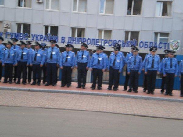 В Кривом Роге собрались высокие штабные чины МВД Украины (ФОТО), фото-1