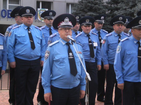 В Кривом Роге собрались высокие штабные чины МВД Украины (ФОТО), фото-2