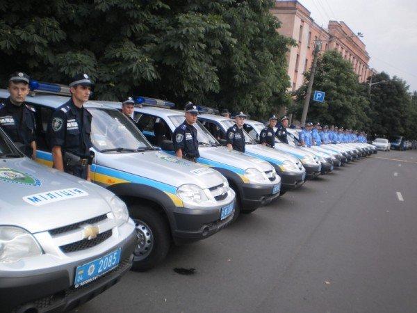 В Кривом Роге собрались высокие штабные чины МВД Украины (ФОТО), фото-5