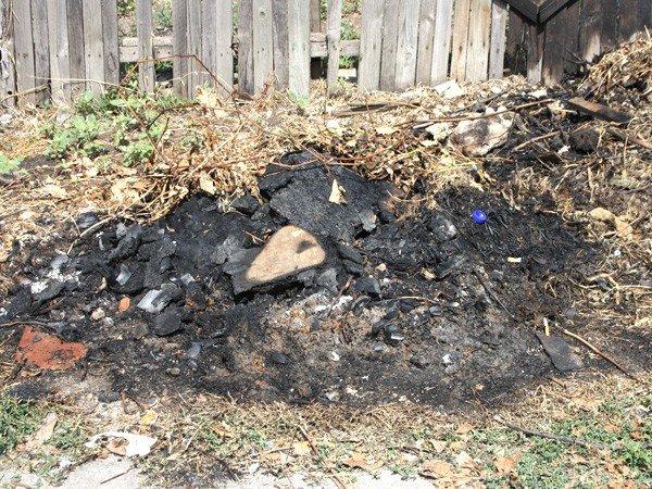 Запорожец обстрелял милицию и поджег свой дом  (ФОТО), фото-5