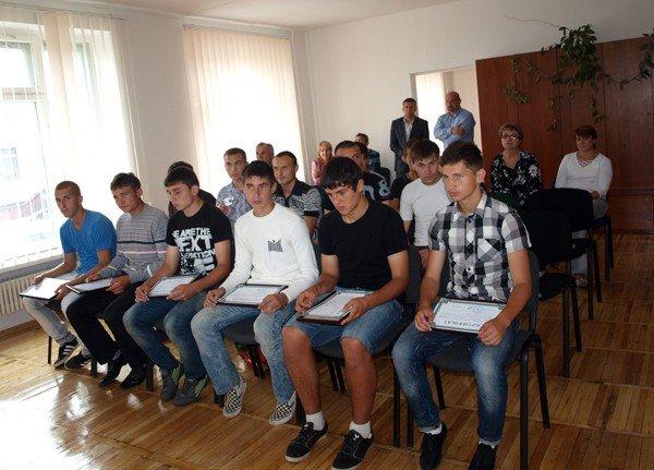 Команду ФК «Тернопіль» преміювали, фото-1