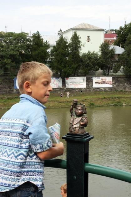 В Ужгороді відкрили перший закарпатський маяк (ФОТО), фото-3