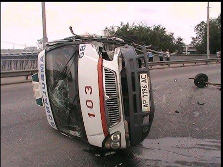 Виновницей вчерашнего ДТП на плотине с участием скорой стала водитель Жигулей (ФОТО), фото-1