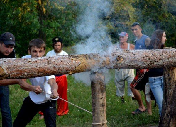 Запорожцы восславили Перуна (ФОТО), фото-6