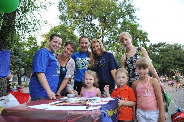 Чтобы спасти детей, запорожцев призвали открыть сердце и выбрать жизнь (ФОТО), фото-4