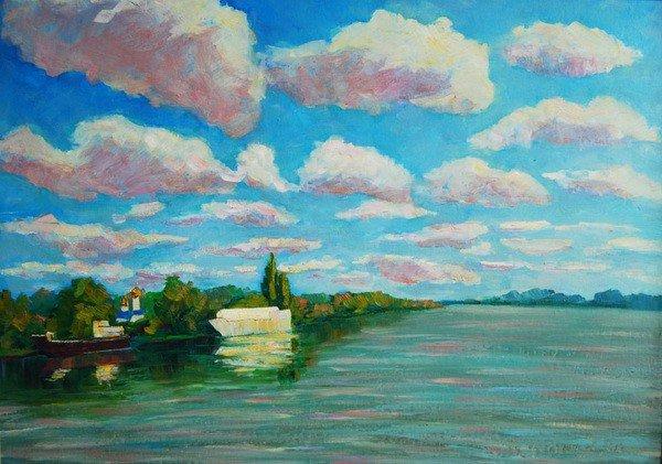В Гурзуфе пройдет выставка крымского художника Андрея Шарова (ФОТО), фото-8