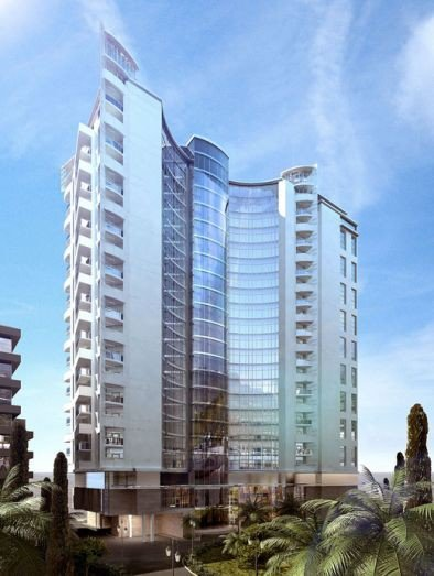 Многоэтажное будущее Ялты в проектах офиса Джона Сиферта (ФОТО), фото-1