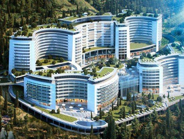 Многоэтажное будущее Ялты в проектах офиса Джона Сиферта (ФОТО), фото-2