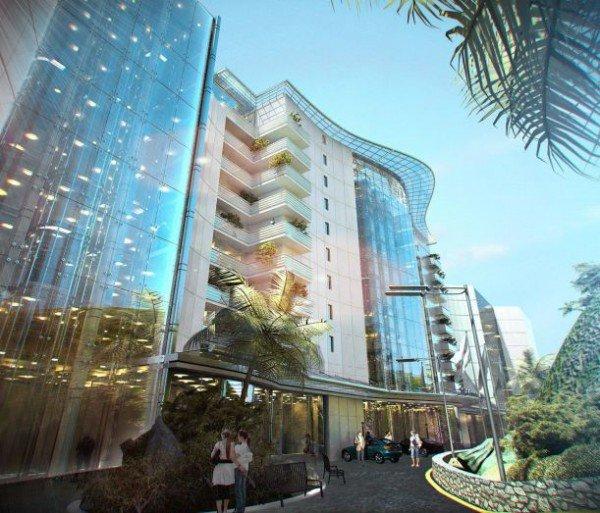 Многоэтажное будущее Ялты в проектах офиса Джона Сиферта (ФОТО), фото-4