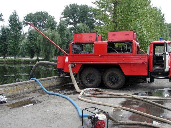 На оновленому озерці в Тернополі будуть водні атракціони, фото-9