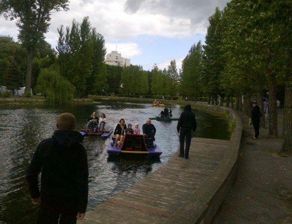 На оновленому озерці в Тернополі будуть водні атракціони, фото-3