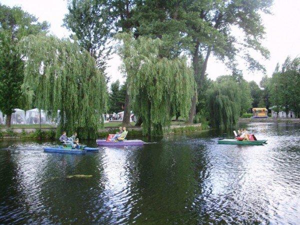 На оновленому озерці в Тернополі будуть водні атракціони, фото-2
