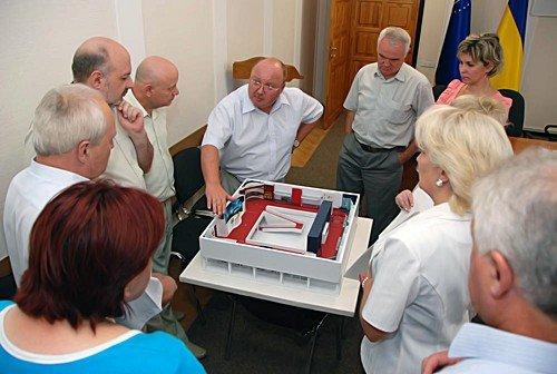 Музей «Молодой гвардии» на Луганщине реконструируют до конца 2011 года (фото), фото-1