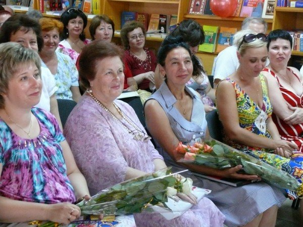 Ялтинскому «Дому книги» исполнилось 40 лет (ФОТО), фото-3