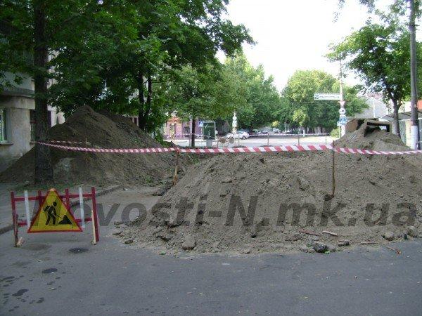 В Николаеве снова перерыли Московскую улицу (ФОТО), фото-2