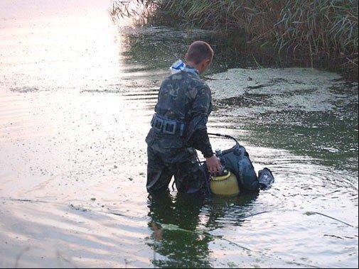В Зайчевском пьяные заплывы в Ингуле закончились трагедией (ФОТО), фото-3