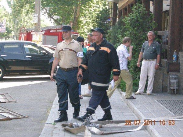 В Николаеве сотрудники МЧС проводили учения (ФОТО), фото-5
