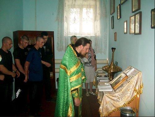 В Николаевской области заключенные тоже отметили День Крещения Руси (ФОТО), фото-2