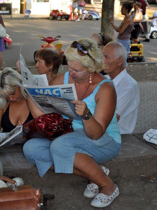 В Николаеве оппозиционные партии провели очередной митинг (ФОТО), фото-4