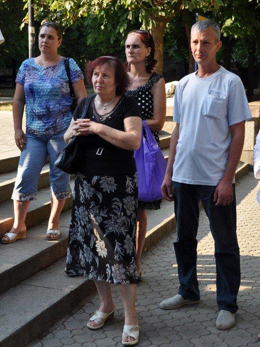 В Николаеве оппозиционные партии провели очередной митинг (ФОТО), фото-6