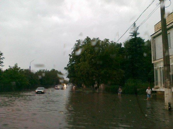 Наслідки зливи в Тернополі (фото), фото-6