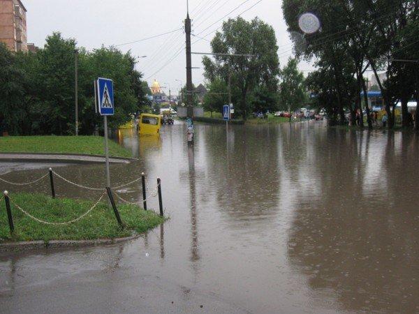 Наслідки зливи в Тернополі (фото), фото-5